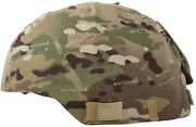 Tactical Military Helmet Cover Multicam Ocp In Size L/xl - New - Mich/ach