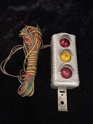 1930andrsquos 1940andrsquos 1950andrsquos Chevrolet Traffic Warning Light