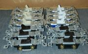 6 Eagle Brown Single Pole Framed Toggle Wall Light Switches 1301-7b And 8 Cooper