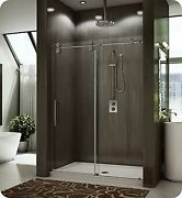 Kt61-35-40l-a Fleurco Kinetik In Line Door And Panel W 45 To 69 X H 79