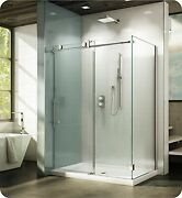 Fleurco Knwr4536-35-40r Kn Kinetik In-line 48 Sliding Shower Door Right With ...