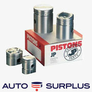 Dome Top Piston And Ring Set +020 For Wolseley Hornet 6 1928-1934 1271cc Ohc