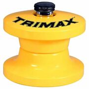 Lunette Tow Ring Lock For Pintle Hook Trailers, Trimax Tlr51