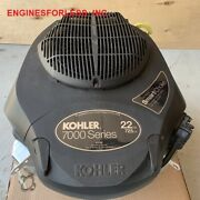 22 Hp Kohler Pskt7253037 Engine For Zero-turn And Riding Rider Lawn Mower And Others