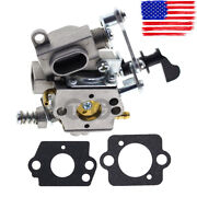 Carburetor Carb With 2pcs Gasket For Husqvarna T435 578936901 522007601 Chainsaw