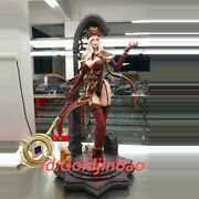 Wow Sally Whitemane 1/5 Resin Figure Cast Off Sexy Girl Statue Painted In Stock