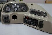 Gauges Switches And Wiring Harness Only Console Sold Separately Free Shipping