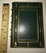 Alice In Wonderland,through The Looking Glassfirst Edition/printing1872 Wade