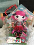 Lalaloopsy Full Size Doll With Pet - Charlotte Charades - New