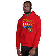 The 2nd Amendment Its In The Bible Unisex Hoodie