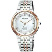 Citizen Exceed Eco-drive Men's Watch Direct Flight Euros Series Cb3024-52w