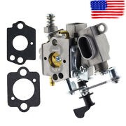 Carburetor Carb For Husqvarna Chainsaw With 2pcs Gasket T435 578936901 522007601