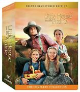 Little House On The Prairie The Complete Series Dvd 48 Discs