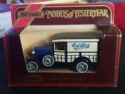 Matchbox Models Of Yesteyear Y-21 1930 Model 'a' Ford Barter Tested Seed New Box