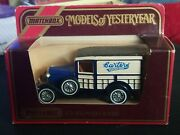 Matchbox Models Of Yesteyear Y-21 1930 Model And039aand039 Ford Barter Tested Seed New Box