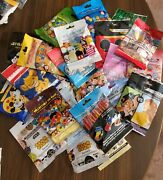Disney Pins Mystery Packs 50 Packs 250 Authentic Pins Free Shipping