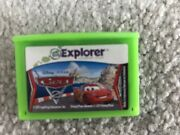 Leap Frog Leapster Leap Pad Explorer Game Disney Pixar Cars 2 -ages 4-7 Yrs
