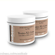 2 Jars Menand039s Testosterone Lean Muscle Libido Activator Booster Cream