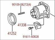 Toyota Venza 2009 - 2011 Rear Differential Trans Coupling Genuine Oem Oe New