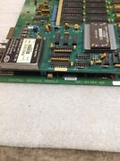 Giddings And Lewis Central Service 501-04304-00 Circut Board