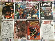 Justice League Of America Vol. 2 1-24, 26-28 W/ Variants 2006 S14