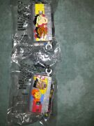 Sonic Drive-in Wacky Pack Toys Express Train 2002 Lot Of 70 Nip