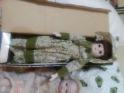 Porcelain Dolls Collectible One Never Been Out Of Box Other Very Old