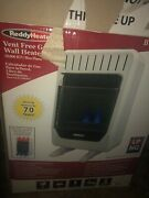 Reddy Heater Vent Free Gas Wall Hester Bwh10nlmc