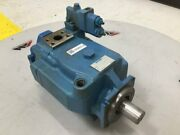 Vickers Hydraulic Pump Pvh131qicrcf16s10c25v31 Used 99853