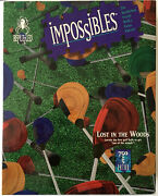 Lost In The Woods - Bepuzzled Impossibles - Golf Themed Jigsaw Puzzle