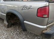 Chevrolet Chevy S10 Zr2 Bed 4x4 Flares Pewter No Rust Oem Original Tan