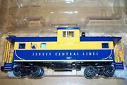 Lionel Train 27693 Central Of New Jersey Ns Heritage Extended Vision Caboose