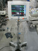 Spacelabs Healthcare Ultraview Sl Patient Monitor On Stand With Accessories