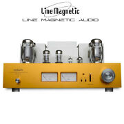 Lm-501ia Line Magnetic Kt1204 480w Vacuum Tube Integrated Hifi Amplifier 220v