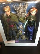 Disney Frozen Anna, Kristoff And Trolls Set New. Sold Out.