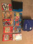 Leapfrog Leappad Learning System Leap 1 Bundle 11 Books And 10 Cartridges