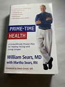 Prime-time Health A Scientifically Proven Plan For Feeling... By Sears William