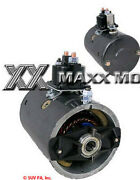 Hydraulic Primer Pump Motor For Waterous Wisconsin Engine Cw Slotted Shaft