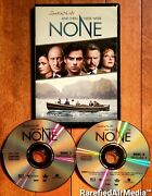 Agatha Christie And Then There Were None Dvd, 1996 Free Shipping Acorn Media