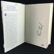 George Hw Bush Signed All The Best Book Psa Dna Ae05948 D No Bookplate Rare