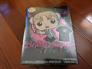 Funko Pop Britney Spears Baby One More Time Target Exclusive Large T Shirt New
