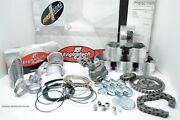 2004 2005 Chevrolet Gmc 6.6l Duramax Lly V8 32v 2 Engine Rebuild Kit+headbolts