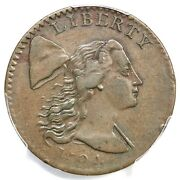 1794 S-42 R-4 Pcgs Vf 35 Head Of 94 Liberty Cap Large Cent Coin 1c