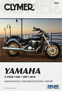 Clymer Publications Street Manuals M283 Yamaha V-star 1300 07and039-10and039