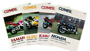 Clymer Publications Street Manuals M340 Honda Gl1000 And 1100 Fours 75-83