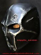 Gift Army Of Two Costume Paintball Airsoft Bb Gun Rios Helmet Mask Black Ma200