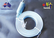 New Usb Console Cable For Cisco Switches, Routers Etc.. Windows 10/8/7, Warranty
