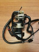 1998 Johnson 115hp Ficht Oil Lift Pump 5000372 Oil Injector And Manifold 439780