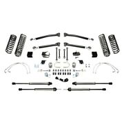 For Jeep Wrangler Jk 18 Long-travel Suspension Lift Kit 5 X 5 Trail Front And