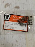 V Twin Linkert Low Speed Needle Spring 10 Pack 13-0158 27349-27